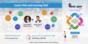 Projects (Opensource) -Career Path and Learning Path starts on 8 Jan 2021 @ Virtual