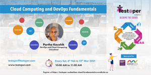Codeathon -Cloud Computing and DevOps Fundamentals starts on 06 Feb 2021 @ Virtual